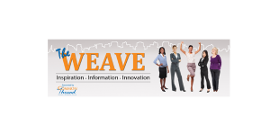 The Weave event logo
